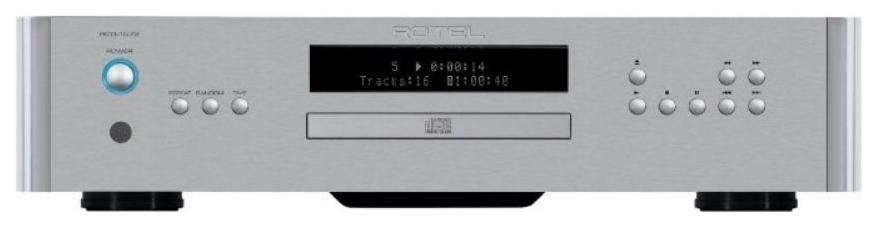 CD проигрыватель Rotel RCD 1572 Silver