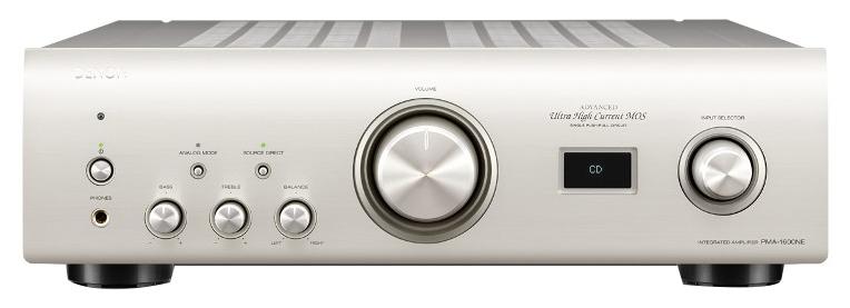 Интегральный усилитель Denon PMA 1600NE Premium Silver