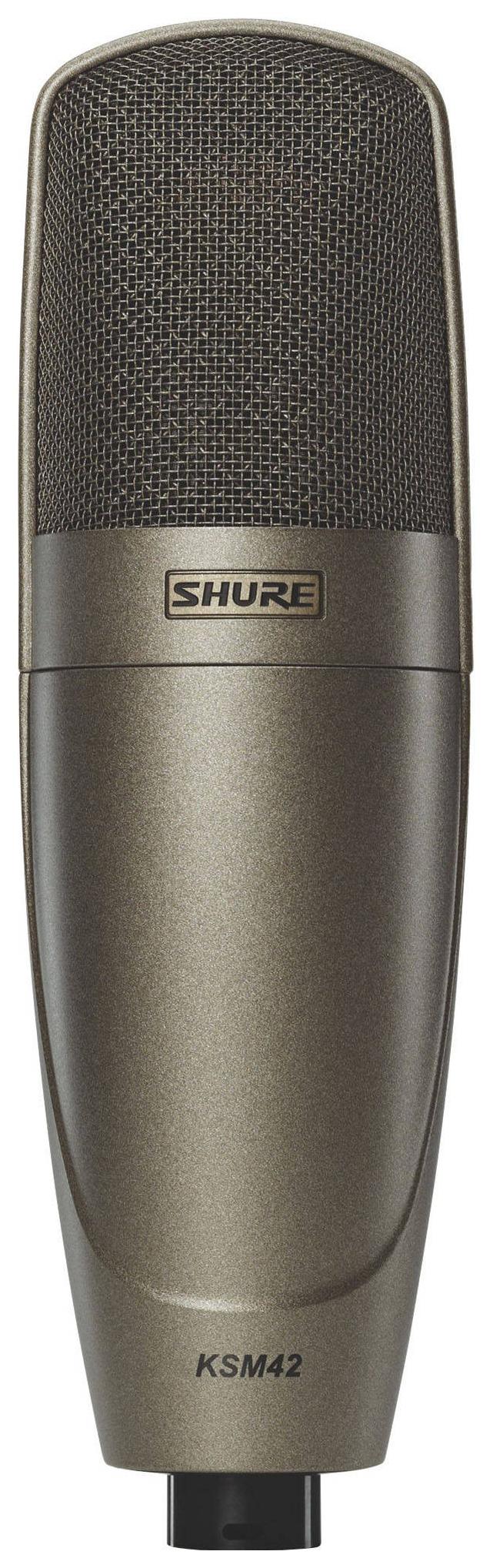 Микрофон Shure KSM42/SG