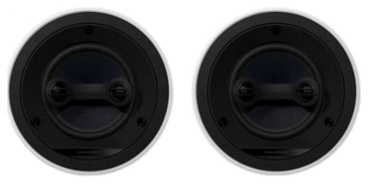Колонки Bowers & Wilkins CCM 663SR Black фото