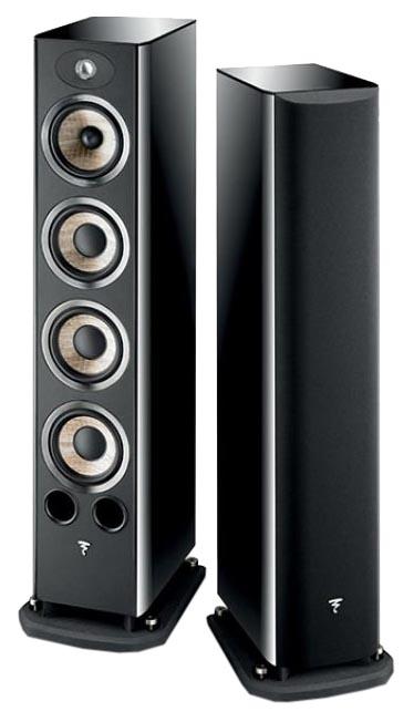 Колонки Focal Aria 936 Black High Gloss