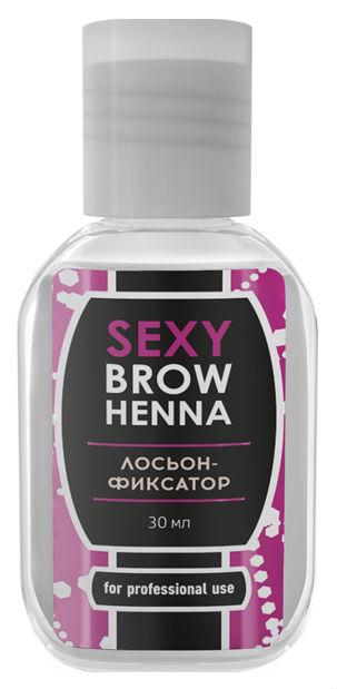 Купить Лосьон для бровей Innovator Cosmetics фиксатор цвета, 30 мл, Sexy Brow Henna