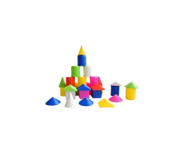 Игрушка пластм, конструктор