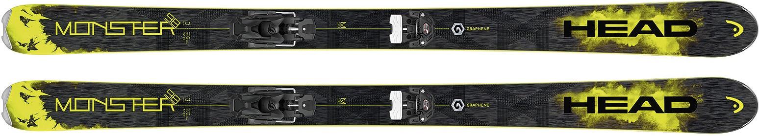 Горные лыжи Head Monster 98 Ti