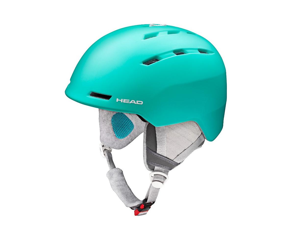 Горнолыжный шлем Head Vanda Turquoise 2018 turquoise, M/L фото