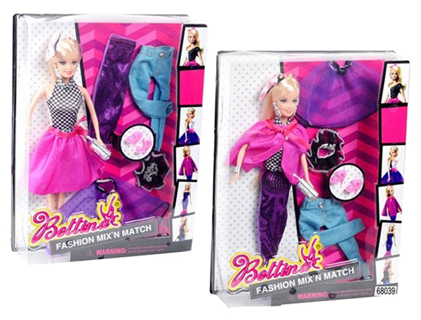 Купить Кукла, арт. ZY786606, NoBrand, Классические куклы