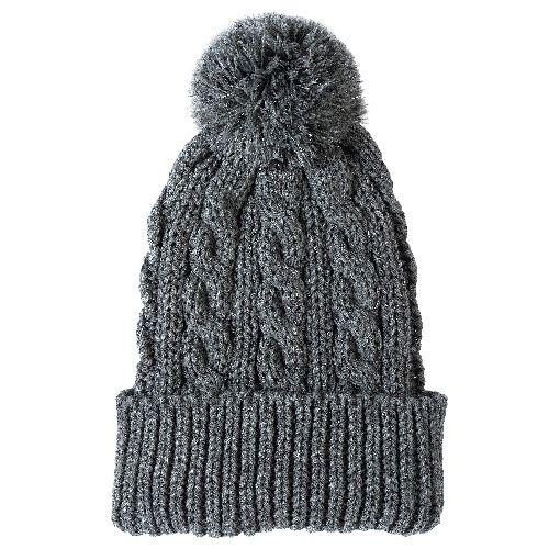 Купить Шапка Chicco Bicolor для мальчиков р.3 цвет светло-серый, Детские шапки