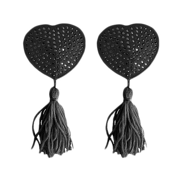 Nipple tassels and how to use them