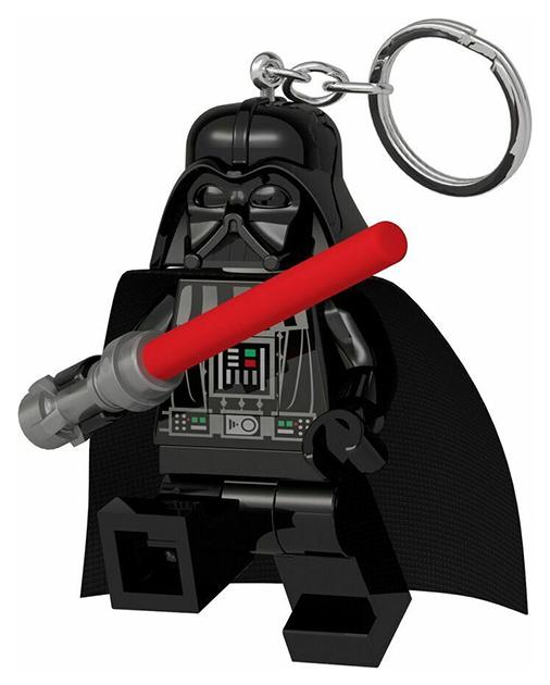 Купить Брелок-фонарик для ключей Lego Star Wars. Darth Vader with Lightsaber ,