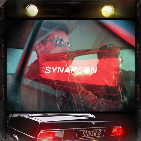 Виниловая пластинка Synapson Super 8 (2LP) фото