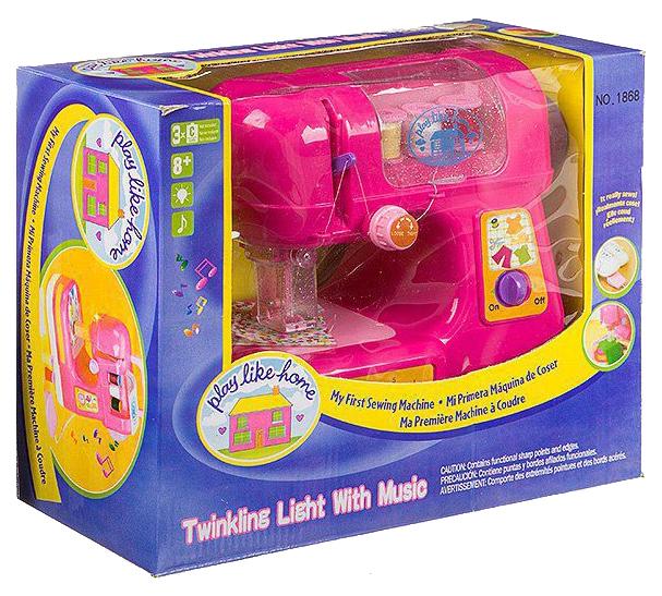 Игрушечная швейная машинка Shantou Gepai со звуком