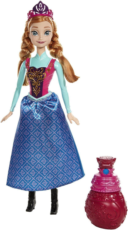 Купить Кукла Frozen Анна Холодное сердце, меняющая цвет BDK32, Классические куклы