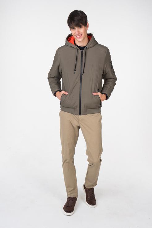 Куртка мужская Reebok D78645 серая 50 UK