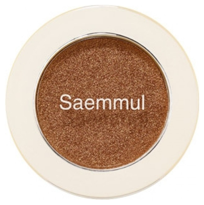 Купить Тени для век The Saem Saemmul Single Shadow Shimmer BR10 2 г