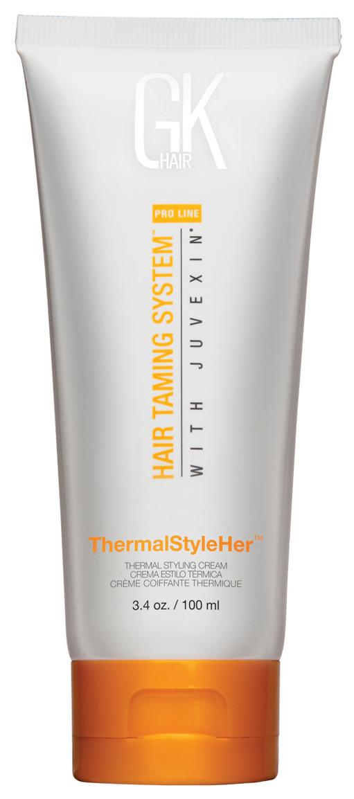 Крем для волос Global Keratin ThermalStyleHer Cream