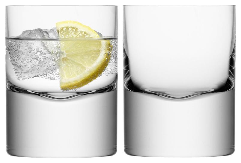 Набор стаканов LSA boris 250 мл 2шт