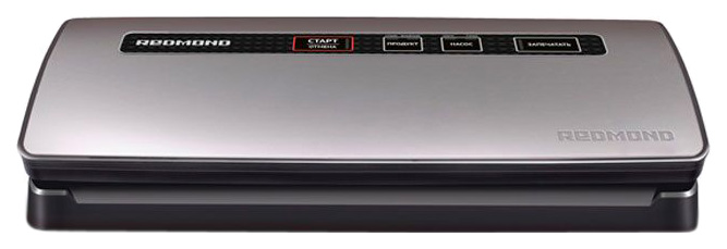 Вакуумный упаковщик Redmond RVS M021 Серебристый