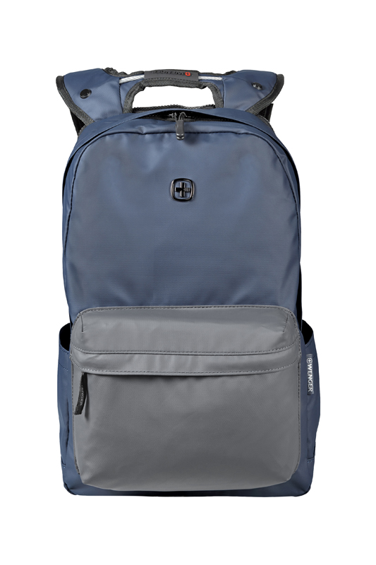 Рюкзак Wenger Photon синий/серый 18 л