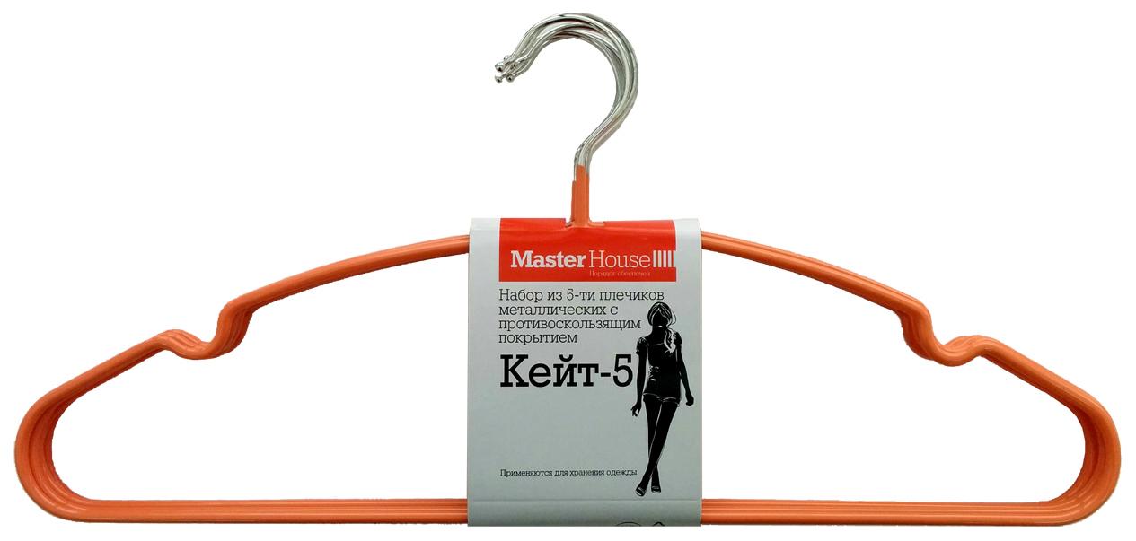 Вешалка MasterHouse Кейт 5 60288 оранжевый