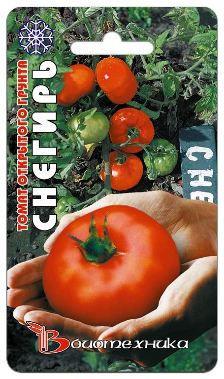 Семена Томат Снегирь, 25 шт, Биотехника