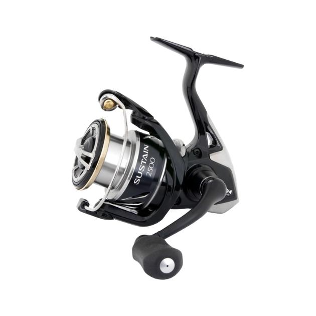 Рыболовная катушка безынерционная Shimano 17 Sustain 2500 FI