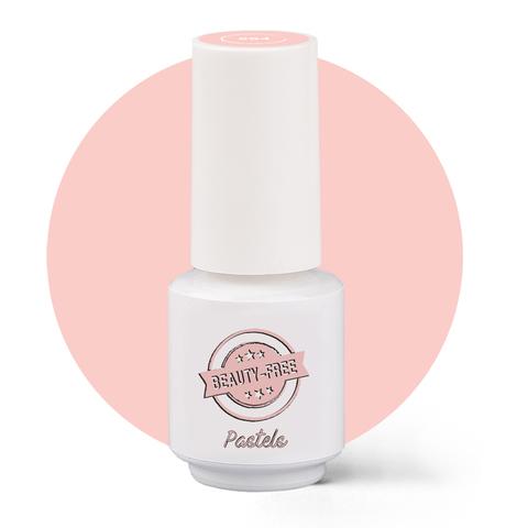 Купить Гель-лак BEAUTY-FREE для покрытия ногтей клубничный зефир №94 4 мл