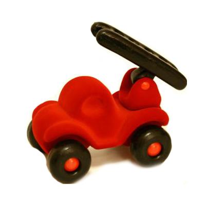 Пожарная машина Rubbabu 13631 Черный; красный