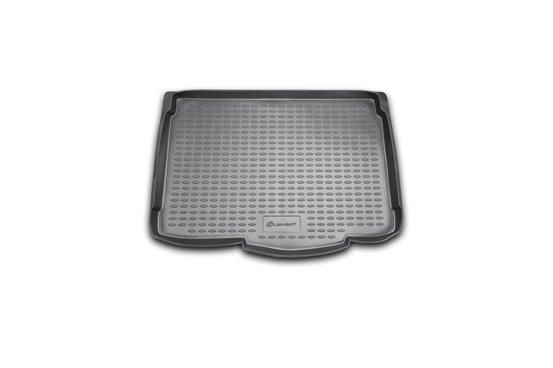 Коврик в багажник Element для OPEL Corsa D 2006-2014, полиуретан
