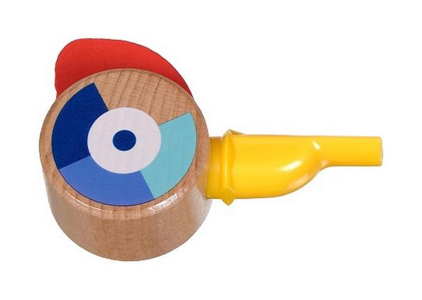 Купить Деревянная игрушка Мир деревянных игрушек Свисток, Мир Деревянных Игрушек, Развивающие игрушки