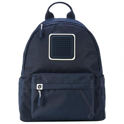Купить Рюкзак детский Upixel пиксельный Funny square WY-U18-2 M, Школьные рюкзаки для девочек