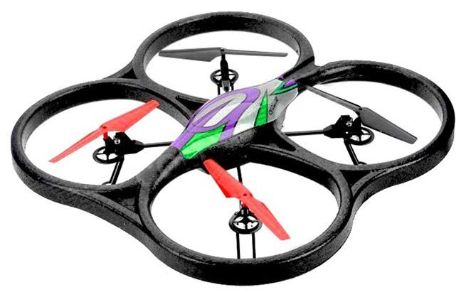 Купить Квадрокоптер WL Toys V262C Camera Cyclone UFO Drones на р/у, WLToys, Квадрокоптеры для детей