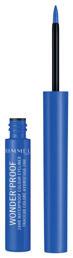 Подводка для глаз Rimmel Wonder\'Proof 24HR Waterproof Colour Eyeliner 005 Pure Blue 1,4 мл
