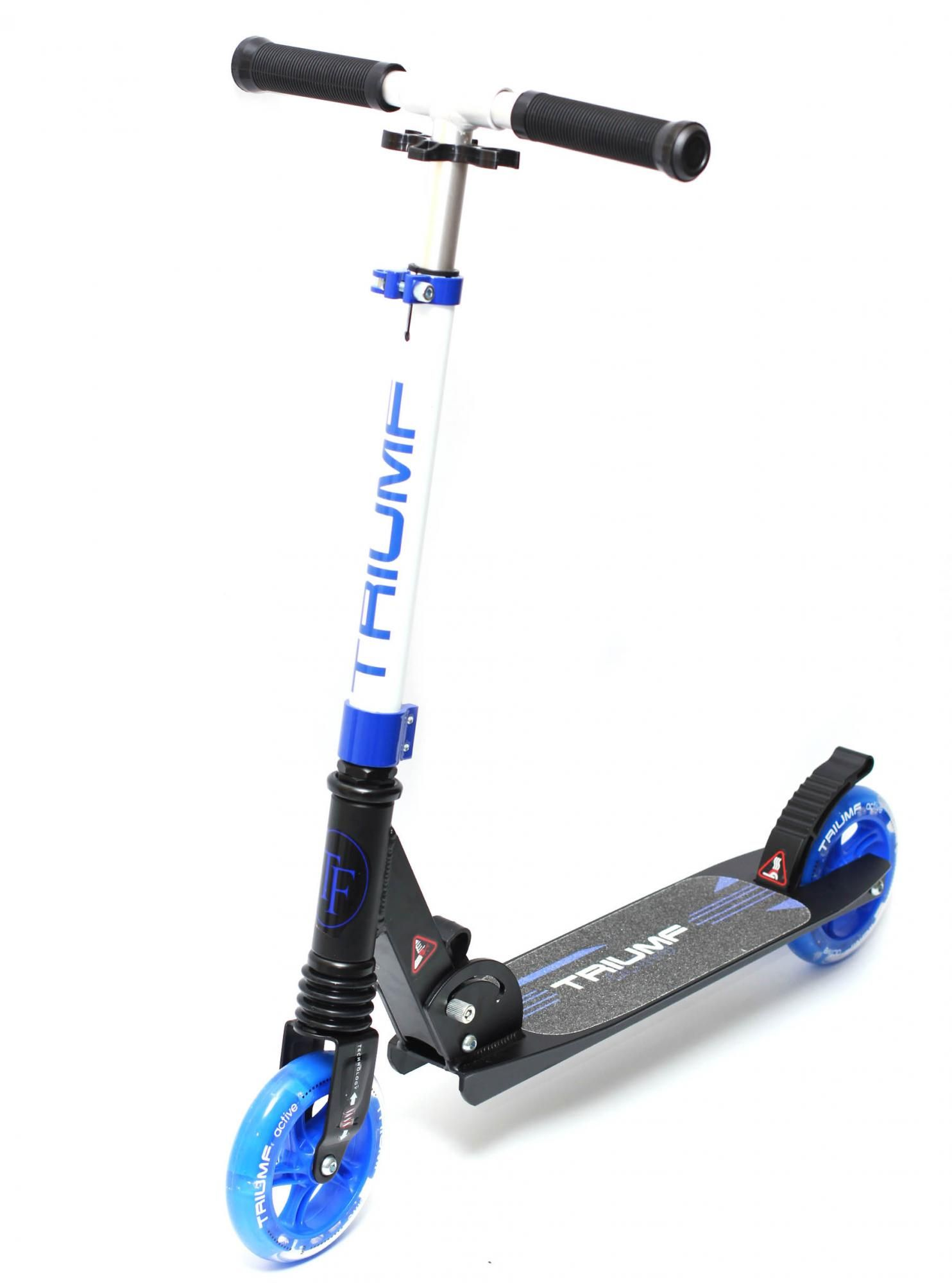 Самокат Triumf Active SKL 041L синий