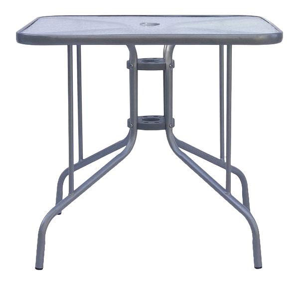 Стол обеденный Afina Silver metallic