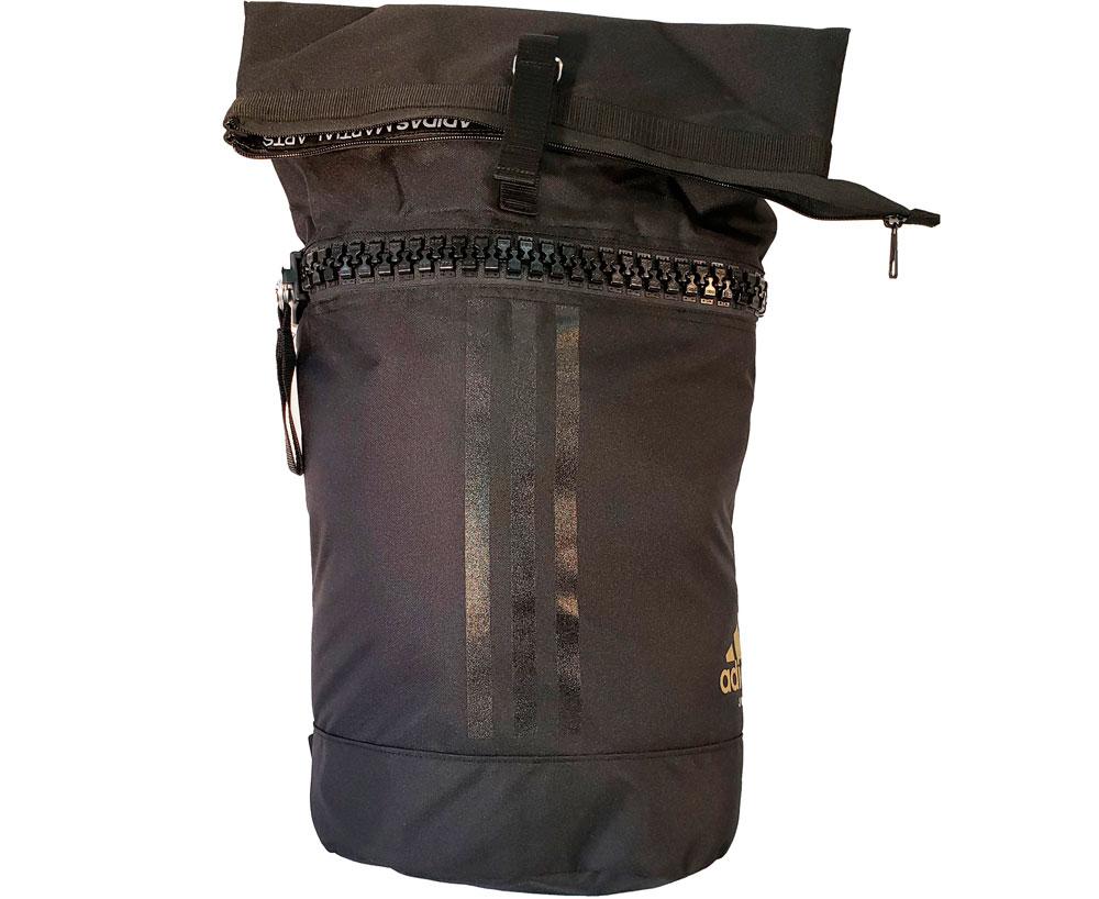 Рюкзак Adidas Military Bag Combat Sport L 65 л черно-золотой