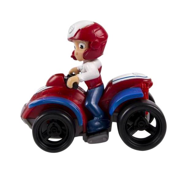 Купить Машинка пластиковая Paw Patrol Маленькая машинка спасателя 16605 в ассортименте,