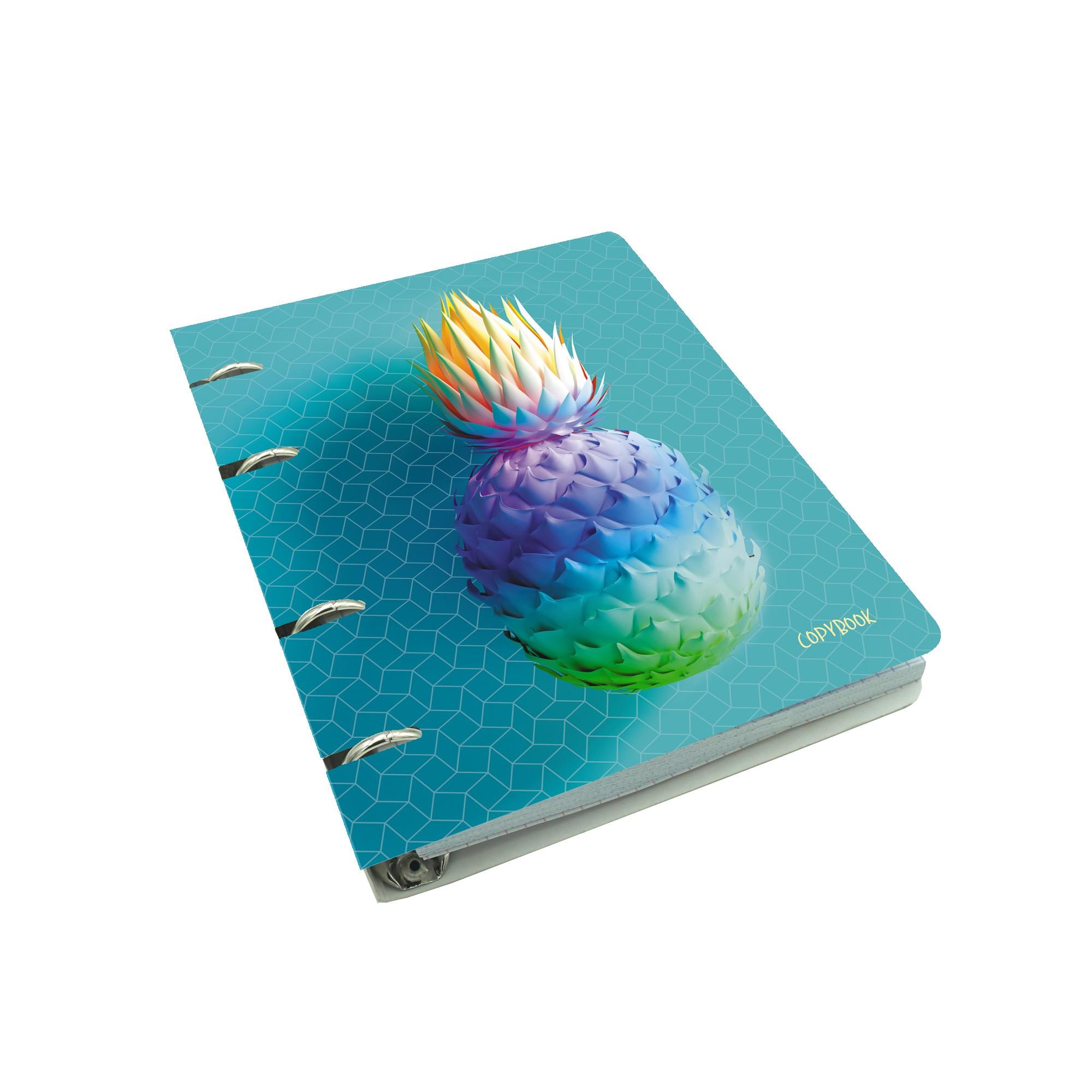 Тетрадь на кольцах My dreams (А5, 100л, клетка),ПБКФ1004714 фото