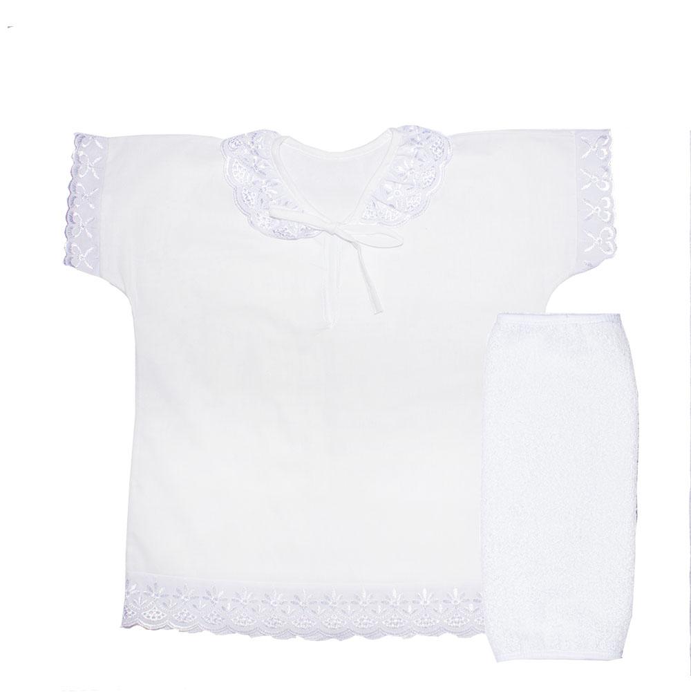 Комплект одежды для мальчиков Осьминожка К5 белый р.