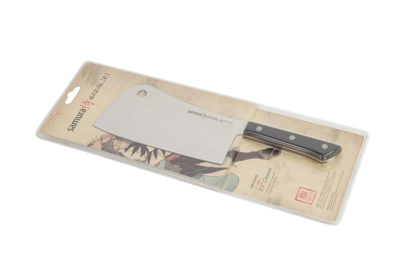 Топорик для мяса Samura SHR 0040B/K