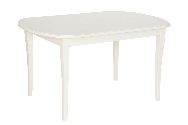 Кухонный стол Hoff 74,5х135х90 см, белый