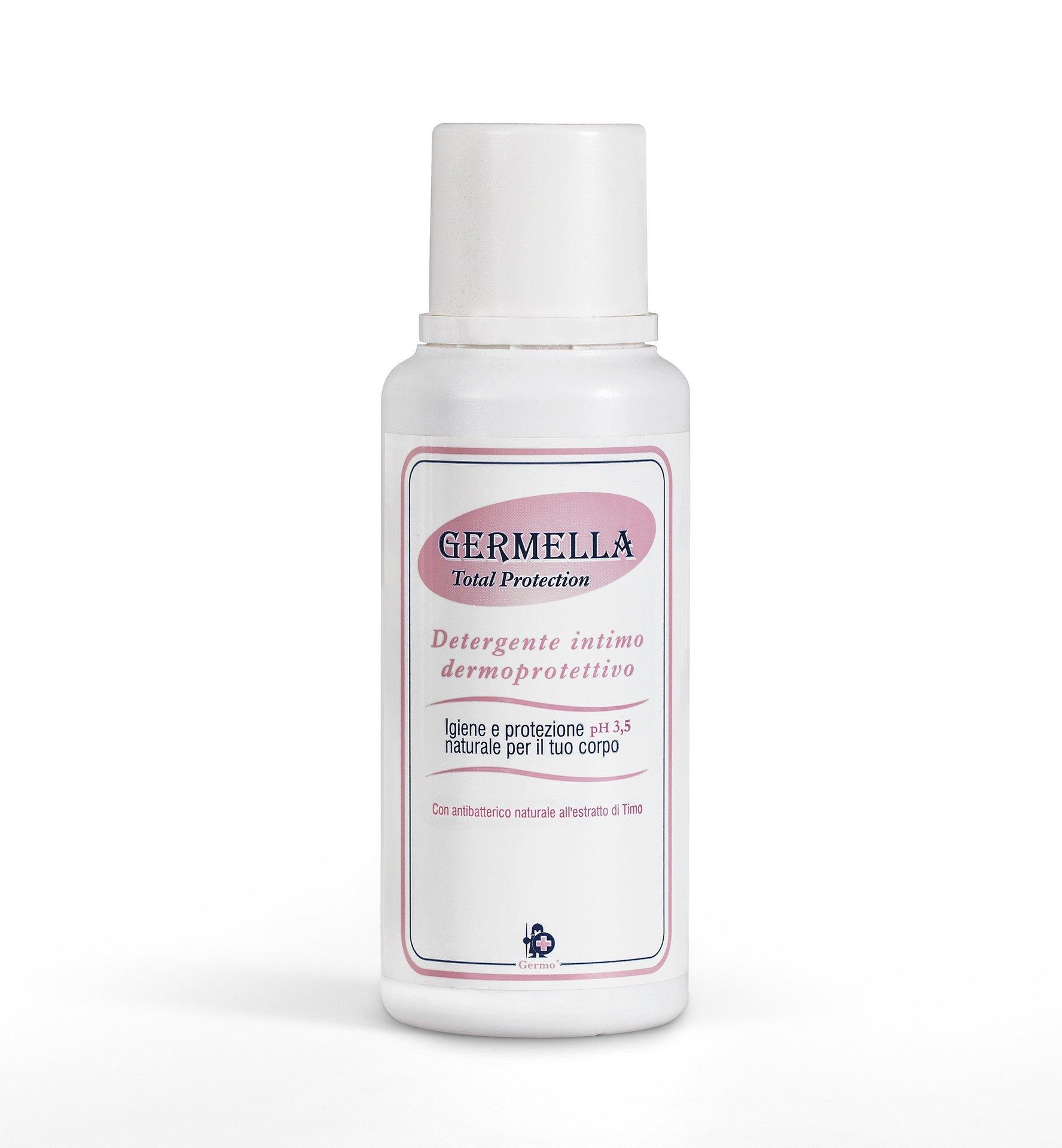 Средство для интимной гигиены GERMELLA total protection