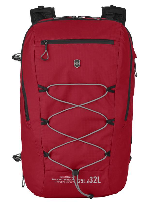 Рюкзак туристический VICTORINOX 606906 Expandable Backpack красный