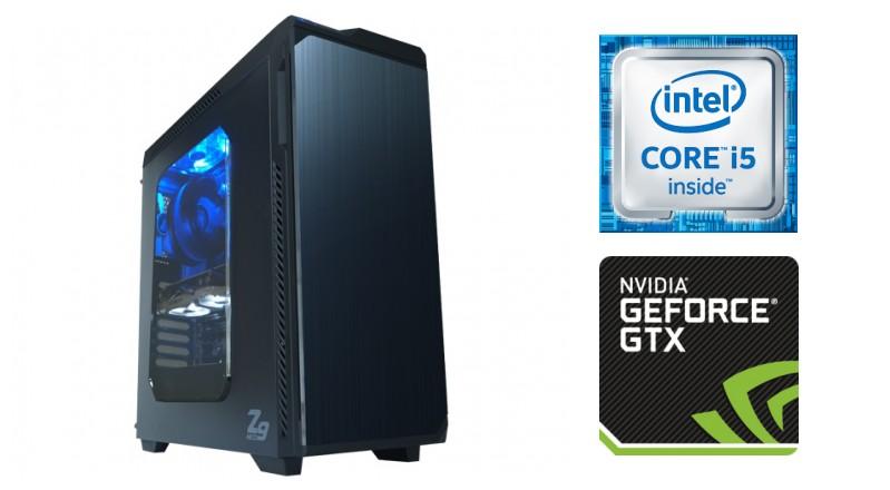 Игровой системный блок на Core i5 TopComp PG 7645989