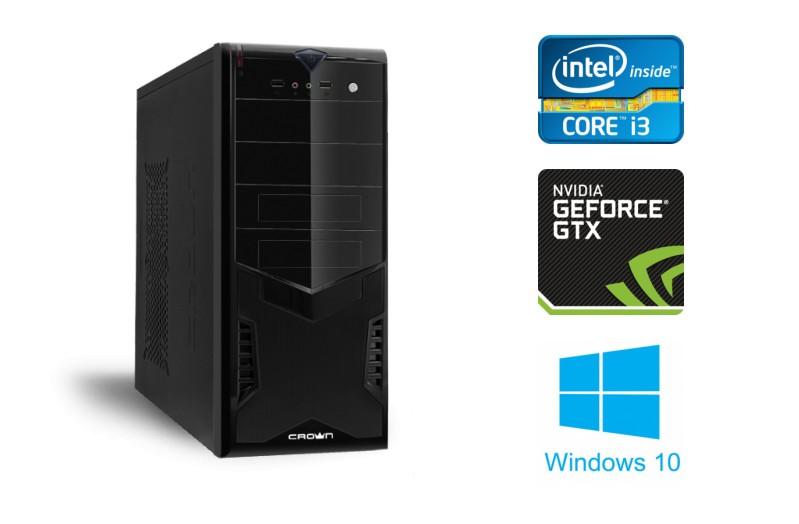 Игровой системный блок на Core i3 TopComp PG 7846301  - купить со скидкой