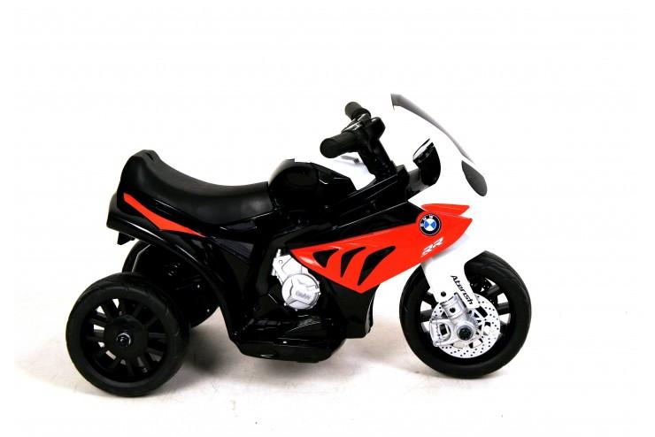 Детский электромотоцикл BMW S1000RR Jiajia JT5188 Red
