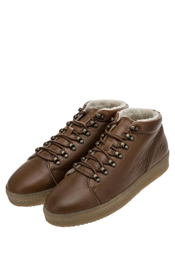 Кеды мужские Affex коричневые