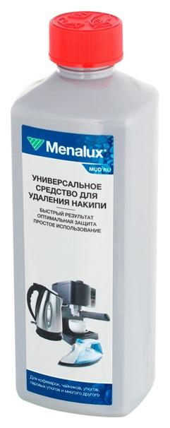 Средство от накипи Menalux MUD RU