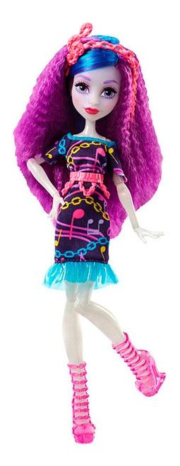 Купить Кукла Monster High Аури Хаудингтон из серии Под напряжением 25 см, Куклы Monster High