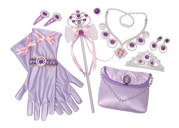 Купить Принцессы 82523 подарочный набор из 12 предметов из серии софия, Boley, Игровые наборы