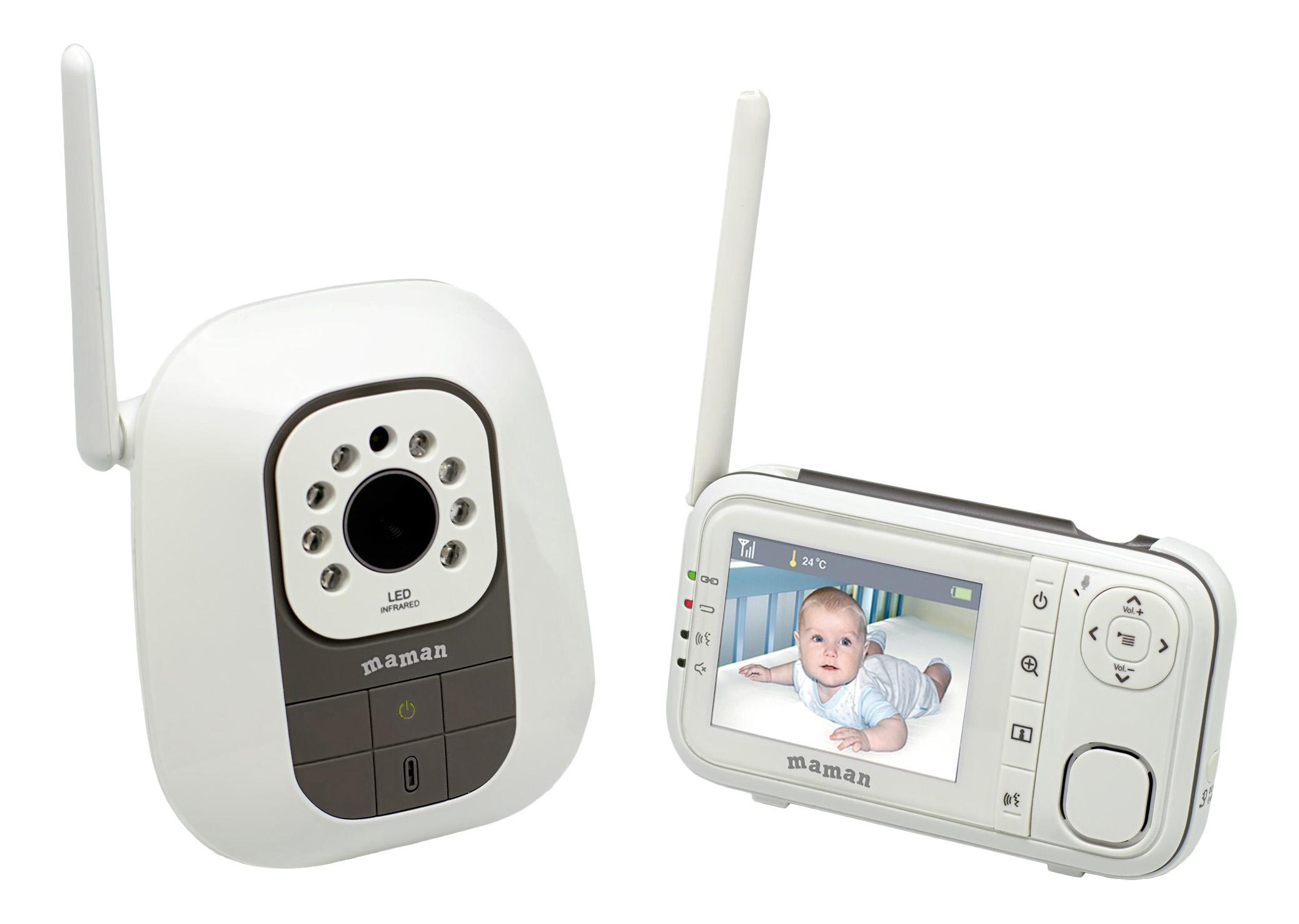 Видеоняня Maman BM3200